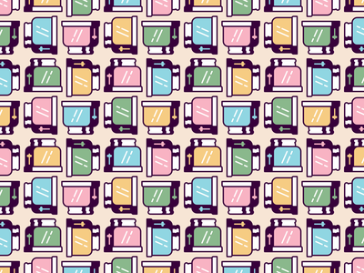 Toasters Tile tile mosaico patron pattern tostadora toaster