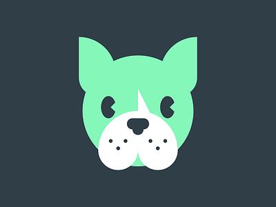 Bené ilustración dog french bulldog logo illustration bulldog francés perro frenchie