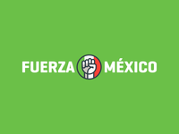 #FuerzaMexico
