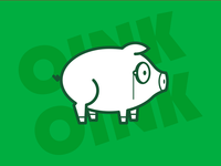 Oink Oink: Piggy Bank