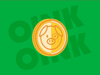 Oink Oink: Coin