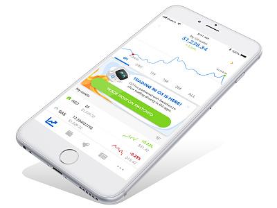 In app persistent alert theme ui app wallet crypto