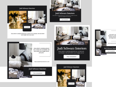 Judi Designs Themes Templates And Downloadable Graphic Elements On Dribbble