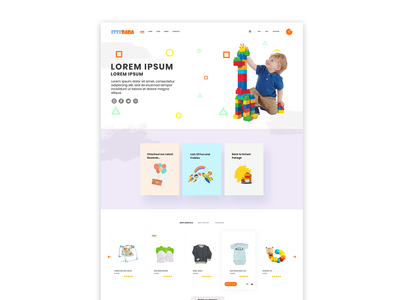 itsy landing page design concept landing page concept clothing company shopify theme clothing web design branding