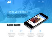Glassboard Marketing Site