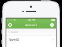 iOS 7 App