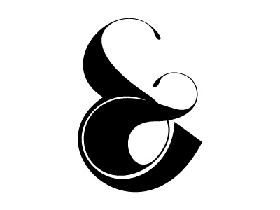 Playful ampersand moshik nadav typography2