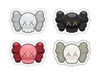 KAWS Sticker Set