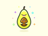 Avocado Icon 🥑