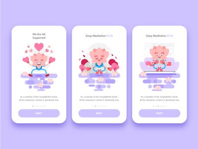 Lotus Character App UI 2