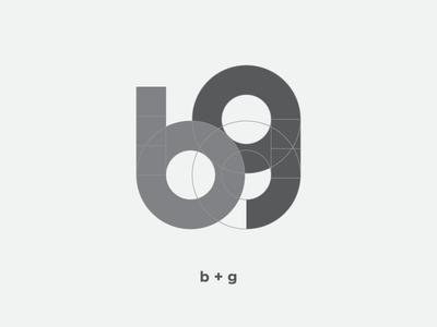 BG Initials letter monogram letter mark logo marks dribbble best shot dribbble logodesign logotype monogram line art square circle geometric challenge weekly warm-up adobe illustration logo mark logo icon vector illustration