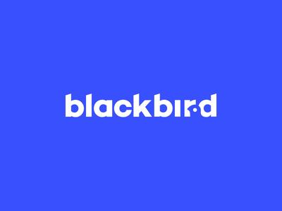 Blackbird logotype