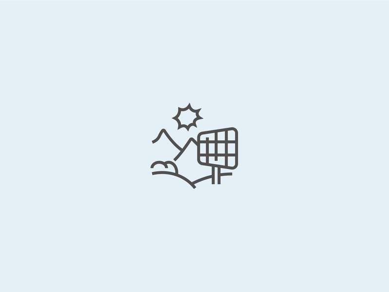 Solar Battery Icon design icons perfect pixel icon battery shine sun solar ecology eco