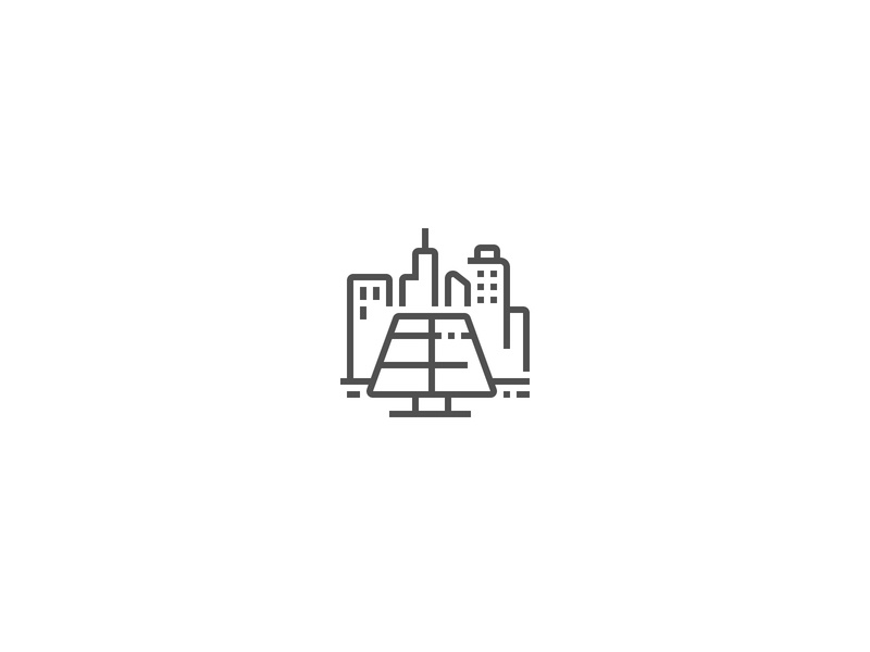 Solar Battery Icon building icons design icon perfect pixel shine sun town city ecology eco battery solar