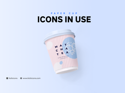 Matcha coffee to Go vector illustration graphic design drink icons icon strawberry cup coffee cup go coffee matcha
