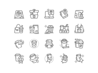 Coffee To Go Icons