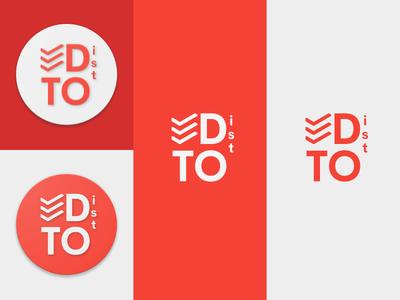 Todoist Logo Concept.