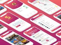 App design mockup