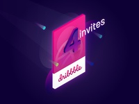 Giving away 4 invites!