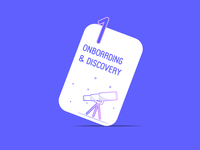 On boarding & Discovery