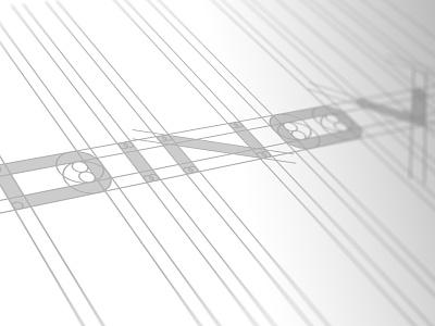 Logotype Development lettering typography corporate branding logo sans serif custom logotype brand