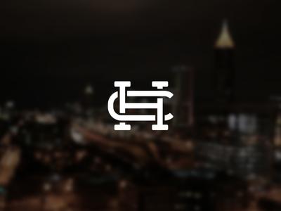 Hamon Creative Brand Mark branding brand mark hamon creative identity letter h letter c logo icon