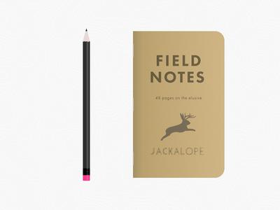 Jackalope Field Notes