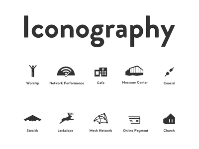 Iconography icons iconography svg vector illustrator nounproject creative commons brandon grotesque nevis bold