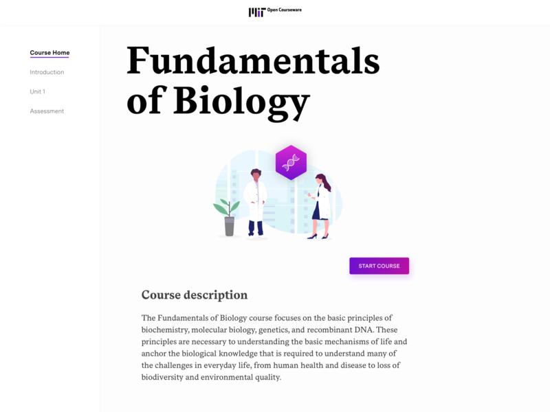 Microbiology Course Design