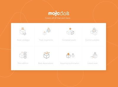 Mojodat icon set