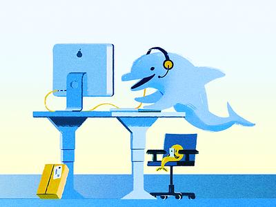 Showing Love photoshop illustration startup employeehandbook