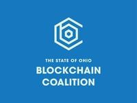 The State of Ohio Blockchain Coalition Logo