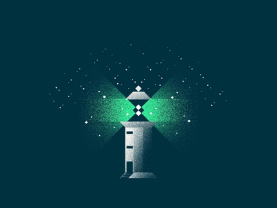 Lighthouse   Enabling Client Achievement guidance water ocean sky star leader lead house light glow night lighthouse