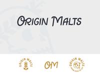 Origin Malts Unused Concept