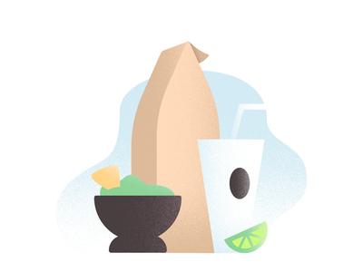 Luncheon Illustration