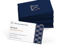 Ohio Innovation Fund Business Cards