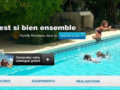 Swimming crop ui webdesign fireworks photoshop