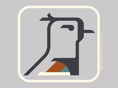 Quero-Quero / Tetéu bird illustration vanellus chilensis animalillustration illustrator bird logo bird icon vectorart vector bird ave quero-quero