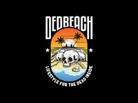 Dedbeach Tshirt Design