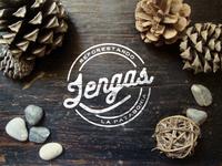 Lengas Patagonia Wood Badge v2