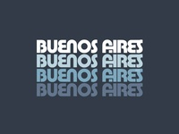 Buenos Aires - Custom Type Project
