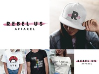 Rebel Us Apparel Logo