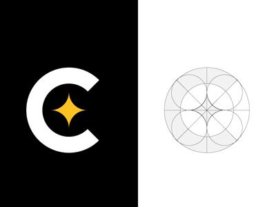C Star lettermark
