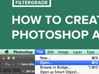 Infographic Design actions photoshop tips tutorial photography design infographic