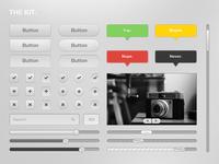 The Kit - A free UI Kit