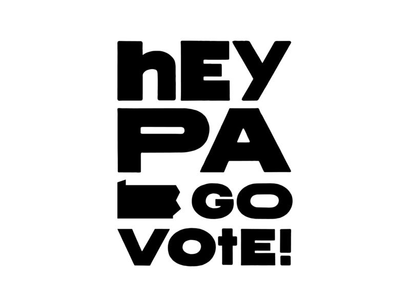 PA, GO VOTE! voter 2020 pennsylvania pa election voting vote
