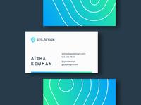 Geo Design, IV minimal logo design typography stationery pin fingerprint location gradient branding business card logo mark logo geography