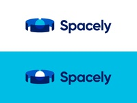 Spacely Logo | Concept 01