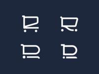 R + Shopping Cart