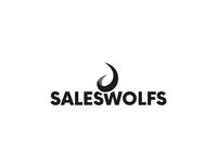 Saleswolfs Logo
